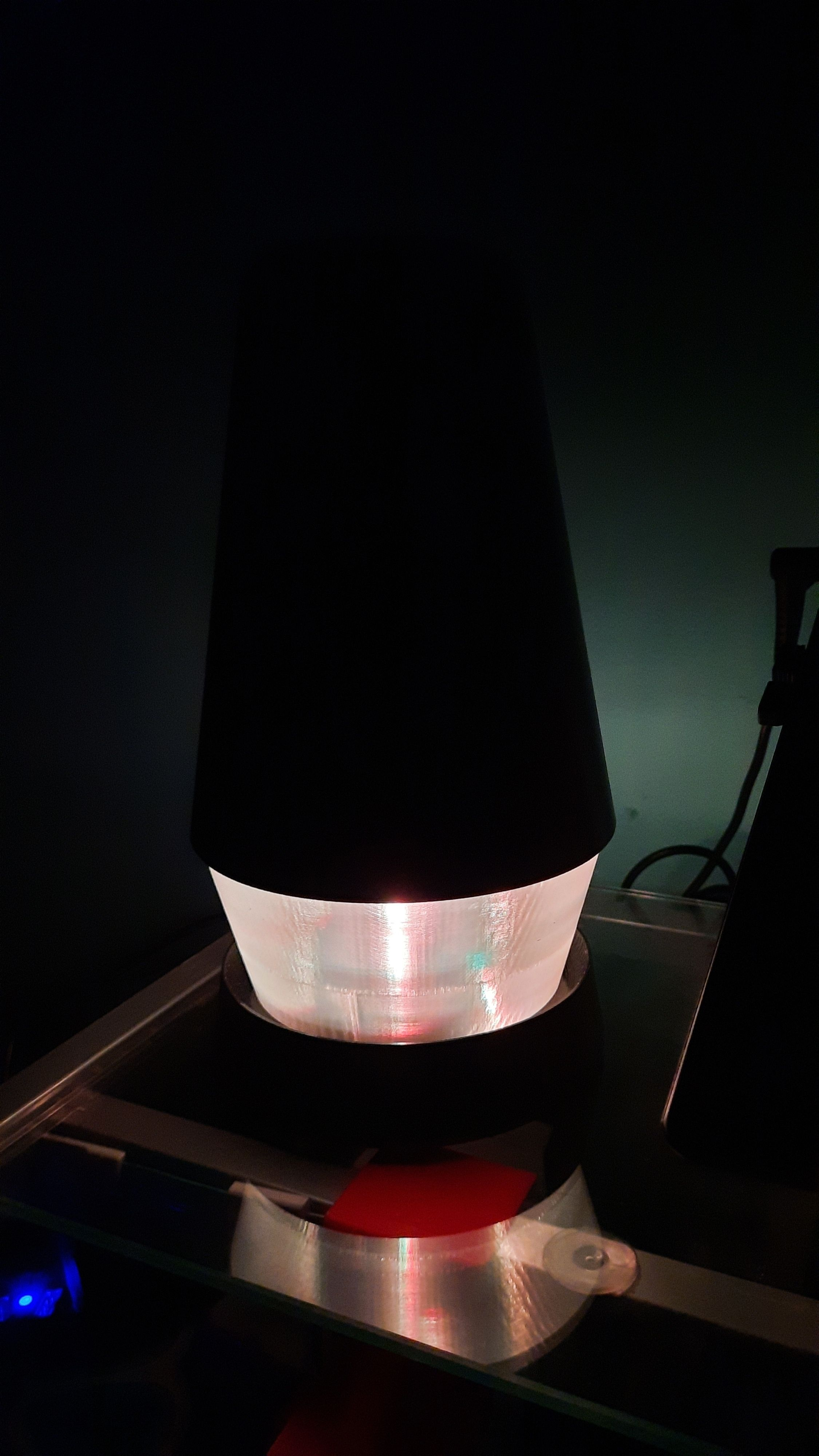 20201216_225050.jpg Download STL file Dimmer Lamp • Object to 3D print, oteronicolas