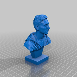 3b213257d8a9109777f83ddd763ef061.png Download free OBJ file The Face Of A Man • Template to 3D print, Arzmael