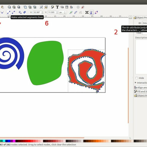 path-to-scad-inkscape.png Download free SCAD file Convert 2D SVG to 3D SCAD models • 3D print model, Claymore