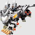 f628794b35b0a6c5fb5c4c910bdd2305_display_large.jpg Download free STL file MORE ZOIDS • 3D printing template, Peanut3DButter
