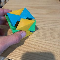pic2.jpg Download free STL file Coordinate-motion cube puzzle • 3D print model, nickcholy