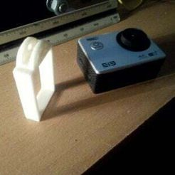 IMG_20171026_213145.jpg Download free STL file support gopro style • 3D printing model, snoupypop