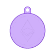 ethereum_keychain.stl Download free STL file Crypto Keychains • 3D print model, IL3D