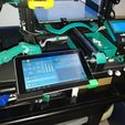 IMG_20200105_215221.jpg Download free STL file Tablet Mount for the Creality Ender 3 • 3D printing object, Kliffom