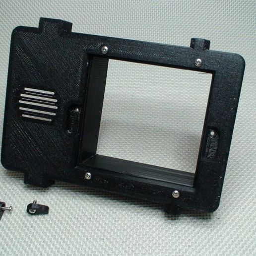 DSC02281_preview_featured.jpg Download free STL file Meshbot 2 • 3D printing template, JamieLaing