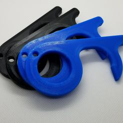 20200520_231907.jpg Download free STL file No-touch tool with wedge • 3D printer model, caz3d