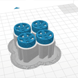 Screen Shot 2018-03-17 at 6.30.42 pm.png Download STL file 2017 Ford Mustang GT Supercharger • Template to 3D print, Custom3DPrinting