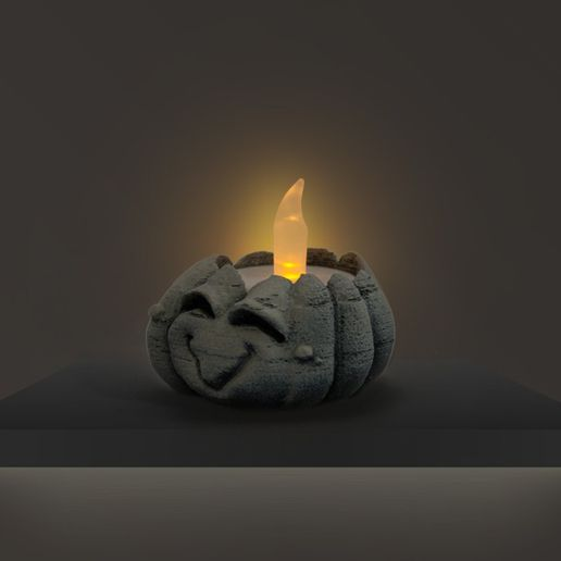 Calabaza_halloween_galeria_2_800px_600px.jpg Download free STL file Halloween Pumpkins and Puppets Collection • Template to 3D print, BQ_3D