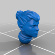 Sister_Lucy_3_Scars_fixed.png Download free STL file War Pulpit of the Ecclesiarchy • 3D printing object, fraserblazer