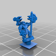 BoardingArmourCommand_Tech.png Download free STL file Galactic Crusaders - Boarding Armour Command - 6-8mm • 3D printing design, MoonJammy