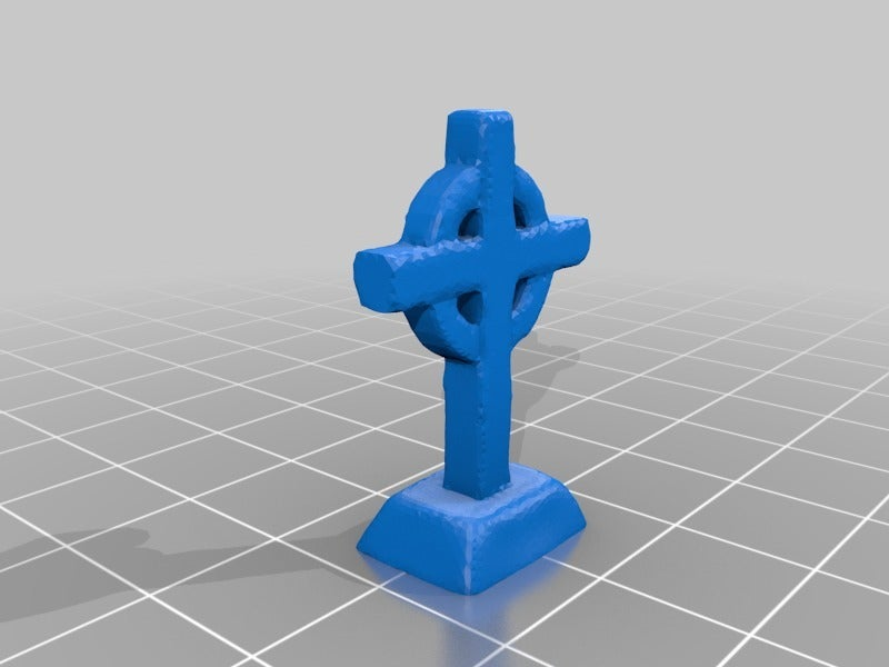 b5f3fb67bc5a294ad5edfde0b43e0282.png Download free STL file Headstones for Tabletop Gaming • 3D printer template, Ilhadiel