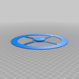40mm_Objective_marker.png Download free STL file Warhammer Objective Markers • Model to 3D print, lfactiondesigns