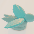 pajarito4.png Download STL file Bird-shaped slide 14 February • 3D printing object, cheandrou