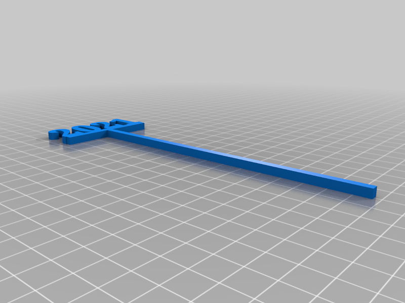2021_SWIZZLE_STICK_LONG.png Download free STL file 2021 Party by yourself Picks and Swizzle Sticks • 3D print object, barb_3dprintny