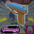 3.png Download free STL file COMPOUND (VR Game) Energy Gun - Ready to print and assemble! • 3D printable object, ThatJoshGuy