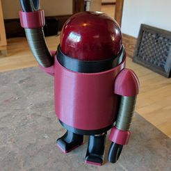 C9YIc7vXkAEEGYq (1).jpg Download free STL file Welbey the Robot • 3D printable design, Sparrows89