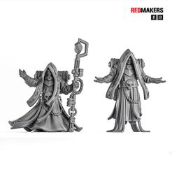 A1.jpg Download file Telepath - Imperial Force • 3D printing design, RedMakers