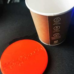 IMG_20210523_171616_compress89.jpg Download free STL file Lid for 80mm Coffey cup • 3D printable object, razchi