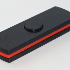 DSC06483.JPG Download free STL file Spinner black with a red line • 3D printing template, Vladimir310873