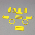 Capture d'écran 2017-06-01 à 10.06.45.png Download free STL file HeadStrap for CardBoard VR Goggles • 3D printing model, CyberCyclist