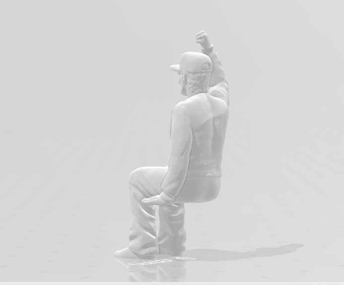 Snapshot_12.png Download STL file Man Seated Man Seated • 3D print model, moviemasterdvd