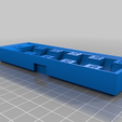 c1d1d2b3c817a6ec0bba45d83346f0fb.png Download STL file Euro/Cent coin organizer • 3D printable object, BePrint