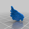 80fd74b34f3da0ae8e97a203b93cd988.png Download free STL file Archangel Miniature • 3D print object, Ilhadiel