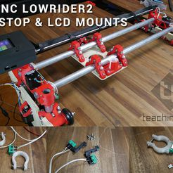 _thing-thumb.jpg Download free STL file MPCNC Lowrider2 endstop and electronics case mounts • Object to 3D print, AllTimeBestPrints