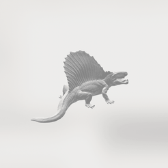 Capture d'écran 2019-03-25 à 14.31.40.png Download free STL file Dimetrodon II • 3D printable model, sjpiper145