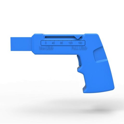 52.jpg Download STL file Assassins Laser Pistol from Buck Rogers in the 25th Century TV series • Object to 3D print, CosplayItemsRock