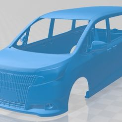 Toyota-Esquire-2014-1.jpg Download STL file Toyota Esquire 2014 Printable Body Car • 3D printable object, hora80