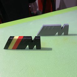 IMG_0437.jpg Télécharger fichier GCODE Bmw M performance  • Design pour imprimante 3D, Remedy