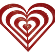 nested.png Download free STL file 10 Ways to Impress Your Lover Window Decals • 3D printing design, barb_3dprintny