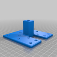 6e4c189fbf6fadcaf633c148e3d5f6be.png Download free STL file 25mm Square steel tube joiners and mounts • 3D printable object, KShapley