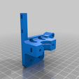 ecb79ebdc574ddc5b70e280f8bdd91cd.png Download free STL file Holder for e3d v6 hotend to MGN9H carrier • Design to 3D print, tigorlab