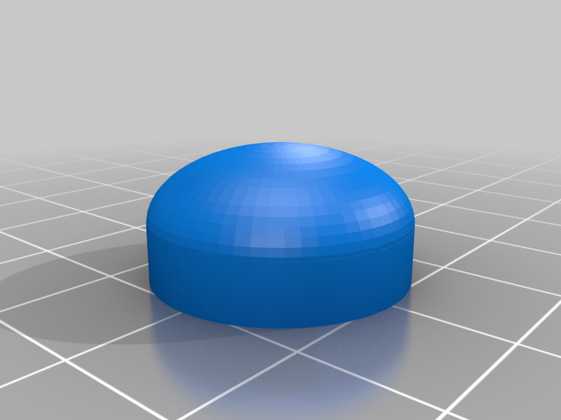Knobby_Xbox_6mm_Without_Grip.png Download free STL file Knobby - Controller Stick Extension • 3D printing model, sensorback