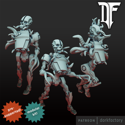 possessed_constructs.png Download STL file Possessed Constructs • 3D print design, dorkfactory