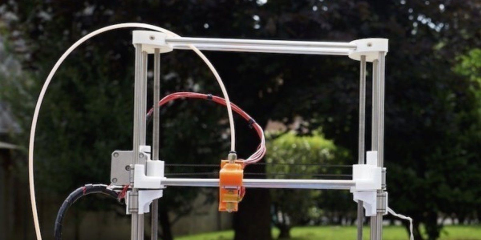 3D files to build your own Dagoma 3D printer