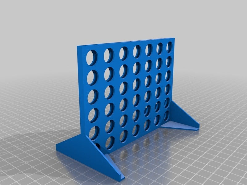 10cb47547035d6646940c73c4c9f67ea.png Download free STL file CLASSIC CONNECT FOUR • 3D printer object, FragrantAbyss
