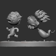partes-1.png Download STL file Tainted Jacob - The Binding of Isaac • 3D printer model, kimett