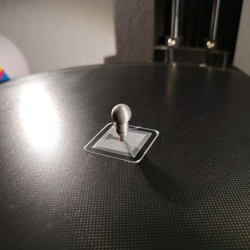 Antibot-Drill-Pin.jpg Download STL file ANTIBOT - Print in Place / NO SUPPORTS - Easy print! • 3D printer object, DanDerDrucker