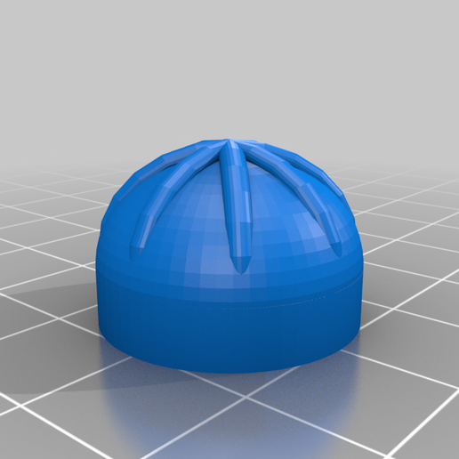 Knobby_Xbox_10mm_Circular_Grip_Bold.png Download free STL file Knobby - Controller Stick Extension • 3D printing model, sensorback