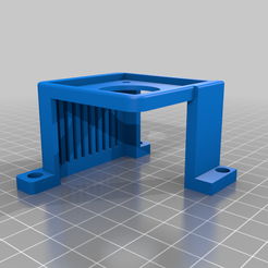 MegaXDDCarriage.png Download free STL file Anycubic Mega X Direct Drive Conversion • 3D printer model, rians3ddesigns