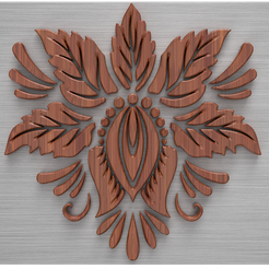 1.png Download free OBJ file Ornament sq6 by WP Free • 3D printable object, WorldOfPoligons