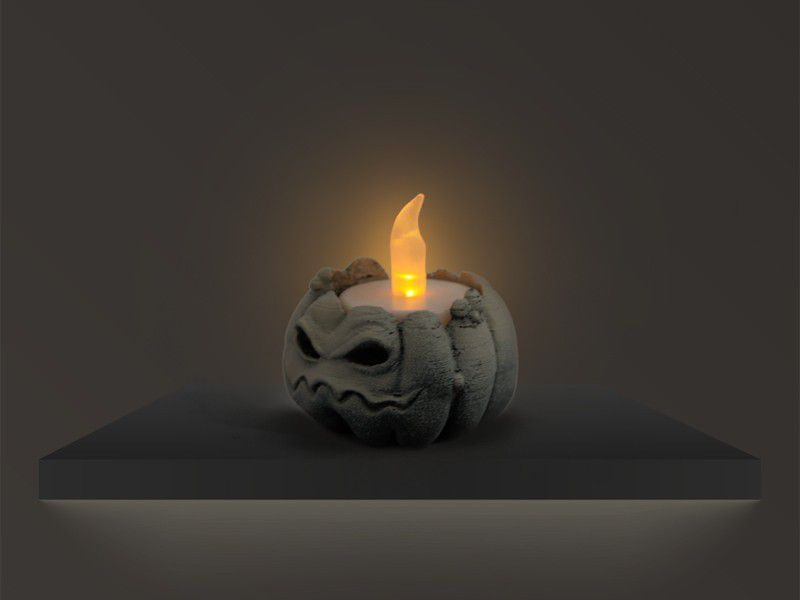 Calabaza_halloween_galeria_3_800px_600px.jpg Download free STL file Halloween Pumpkins and Puppets Collection • Template to 3D print, BQ_3D