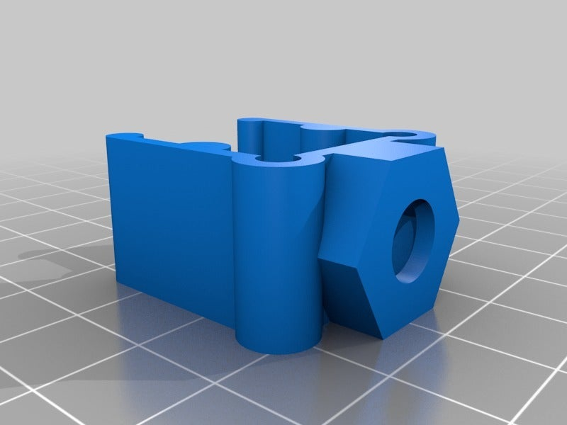 b1e22cad43c1f7503c7b23d5b3ef9bae.png Download free STL file 20/20 Spool Holder and clamp • 3D printable model, LionFox