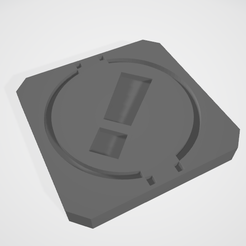 Annotation 2020-02-08 223953.png Download free STL file Stress Token - X-Wing • 3D print design, mad_magician