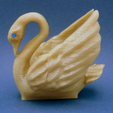 Capture_d__cran_2015-04-03___22.07.52.png Download free STL file Odile The Swan (with fitting for crystal eye) • 3D printer design, loubie
