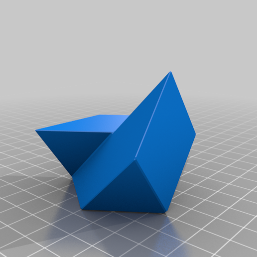 Orchid17.78Offset20Final.png Download free STL file Orchid Pennyhedron Puzzle • 3D printer design, gibell