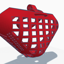2019-03-20 (23).png Download STL file The P6 Full Coverage Male Chastity device! front ONLY • 3D printable object, HeartOnChastity